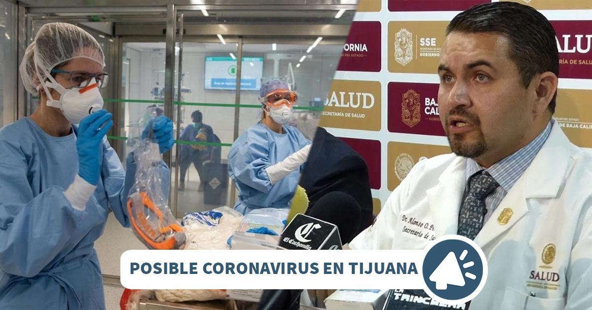 coronavirus tijuana